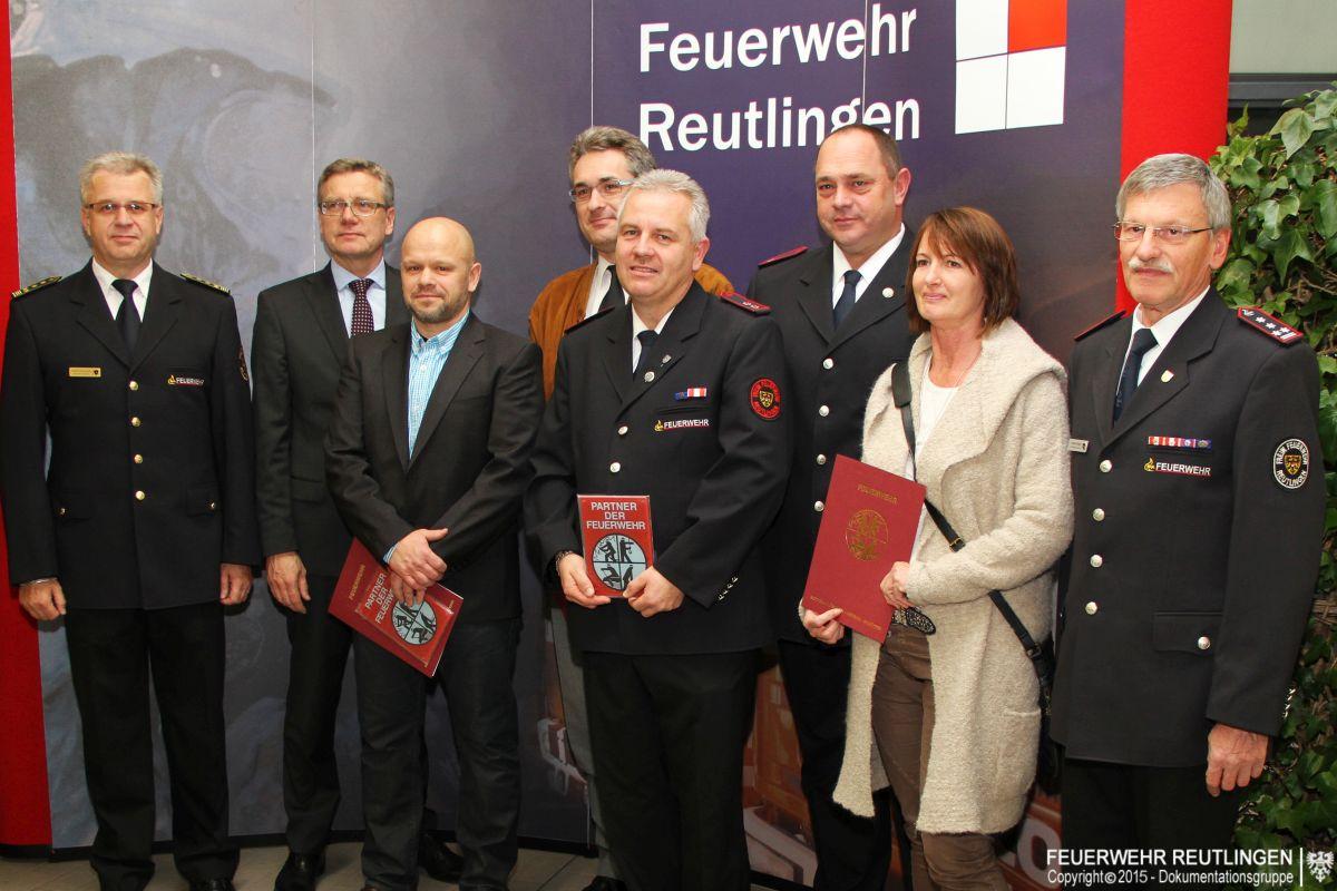 Partner der Feuerwehr 2015