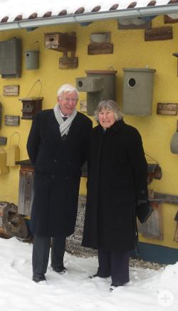 """Mitglieder der """"Friendship Group Reutlingen/Ellesmere Port"""" zu Arbeitsgesprächen in Reutlingen"""