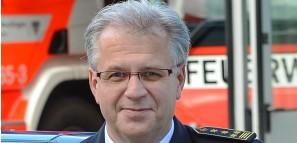 Stadtbranddirektor Harald Herrmann