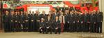 Ehrungen und Beförderungen bei der Reutlinger Feuerwehr