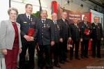 Ehrungen für 40 Jahre aktiven Feuerwehrdienst