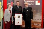 Ehrenmitgliedern der Reutlinger Feuerwehr ernannt