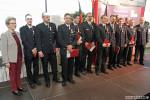 Ehrungen für 25 Jahre aktiven Feuerwehrdienst