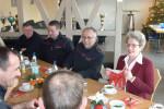 OB Bosch besuchte die Wachmannschaft der Berufsfeuerwehr