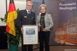 Ehrenmitgliedschaft für Frau OB Bosch
