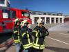 """""""Feuer löschen wie die Profis –  das konnten heute 20 Mädchen beim """"Girls Day 2019"""" bei der Reutlinger Berufsfeuerwehr erleben"""