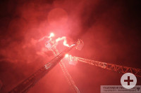 Die Reutlinger Feuerwehr live erleben ….