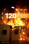 Brennende Waschmaschine