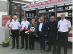 Freiwillige Feuerwehr Ohmenhausen feiert Einweihung