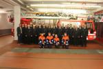 Abt. FF Betzingen - Fahrzeugübergabe und Abteilungsversammlung gemeinsam