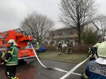 Wohnungsbrand, Bellinostraße in Reutlingen