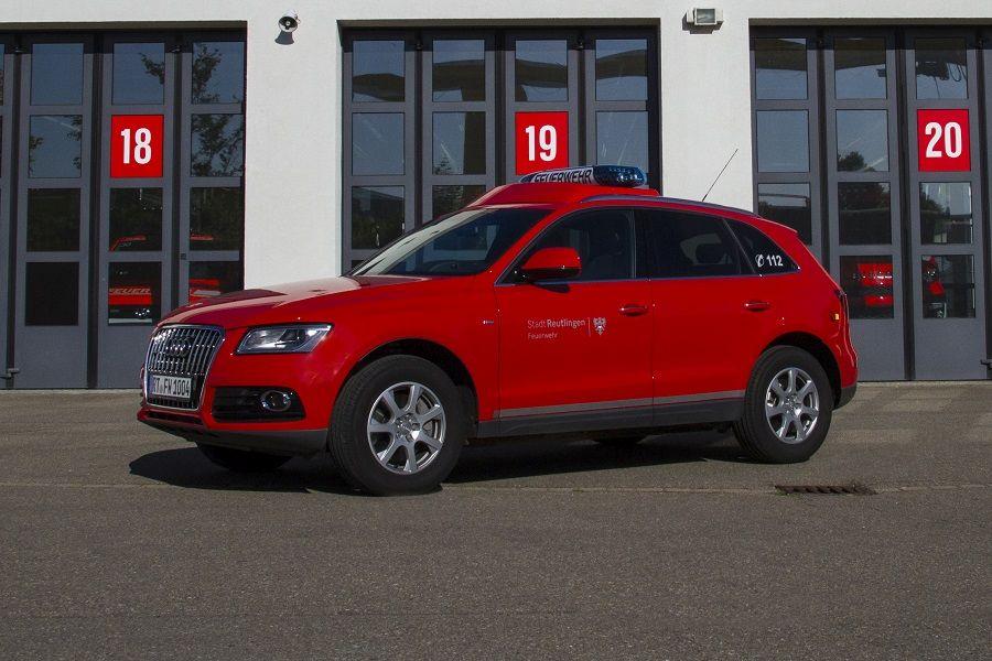 Kommandowagen 1 Audi Q 5