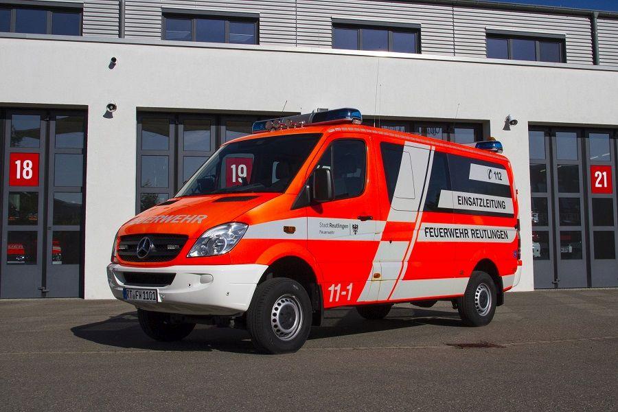 Einsatzleitwagen 1 Mercedes Sprinter
