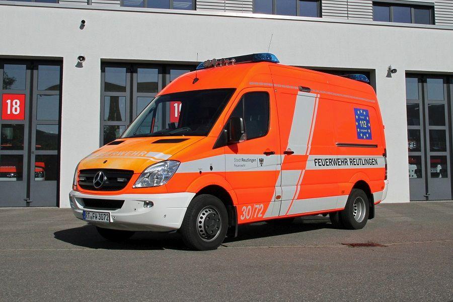 Kleineinsatzfahrzeug Baujahr 2013 für alle kleineren technische Hilfeleistungen