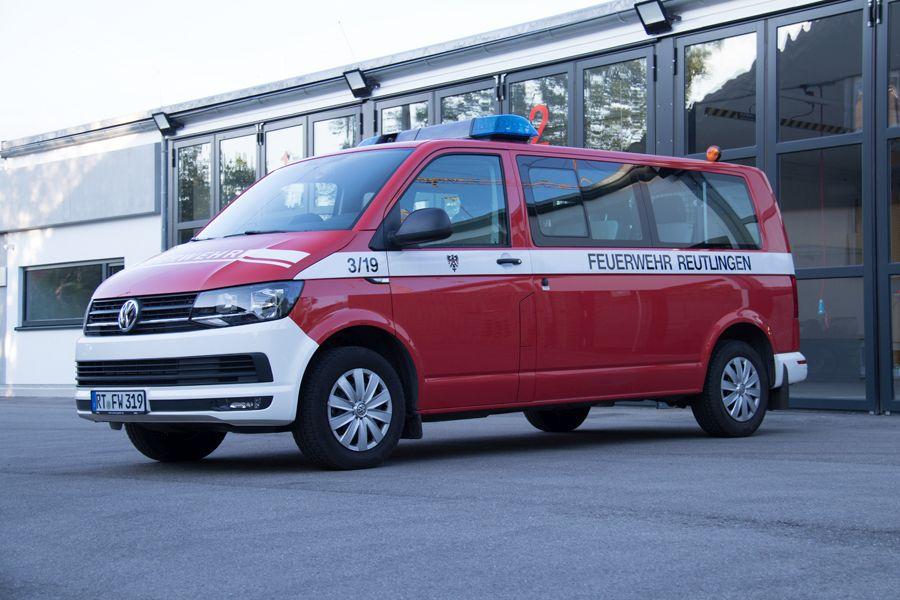 Mannschaftstransportwagen zum Transport von Mannschaft und Material