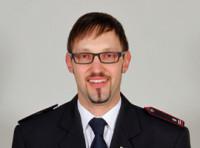 Thorsten Lipp Abteilungskommandant der Abteilung Sondelfingen