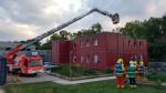 Brand in einer Gemeinschaftsunterkunft Bildquelle: Feuerwehr Metzingen