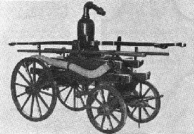 Eine  Aufnahme der Druckverstärkerpumpe ''Hydrophor'', die im Jahr 1880 angeschaffen wurde.