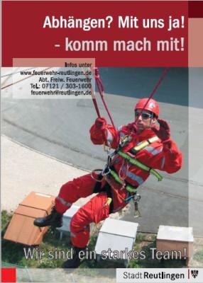 Plakat Höhenrettung
