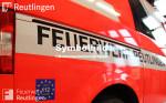 Symbolbild für allgemeine Einsätze, man sieht auf dem Bild ein Einsatzleitwagen der Feuerwehr Reutlingen.