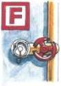Steigleitungen  Steigleitungen im Haus müssen intakt bleiben. In jedem Hochhaus  befinden sich fest verlegte Leitungen, damit die Feuerwehr im Brandfall  genügend Löschwasser auch in die oberen Geschosse leiten kann.  Werden diese Leitungen beschädigt ode