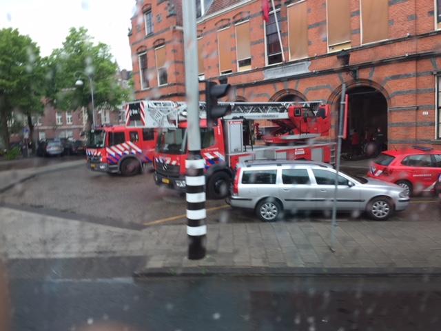 Feuerwache in Amsterdam
