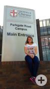 Stefanie: Praktikum an der University of Chester