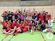 Die Reutlinger und Schweizer Schüler der Partnerstädte