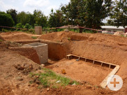 Anlage in Kahankro