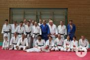 Judo Club de Roanne und Judo-Abteilung des Polizeisportvereins Reutlingen
