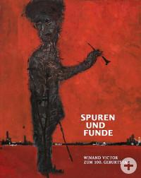 Katalogeinband Winand Victor Spuren und Funde