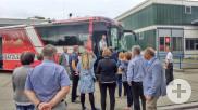 Szolnoker auf Bildungsreise in Reutlingen