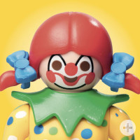 PLAYMOBIL-Figur Clown
