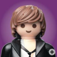 PLAYMOBIL-Figur Popstar