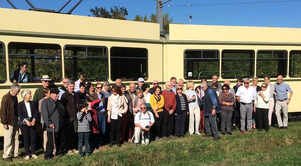 Jumelage-Treffen zwischen den Lionsclubs Reutlingen und Roanne