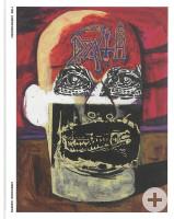 Katalogeinband Damien Deroubaix Headbangers Ball